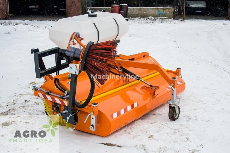 balayeuse manuelle SMART Kehrmaschine 1,8m / Wischmaschine /Zamiatarka neuve